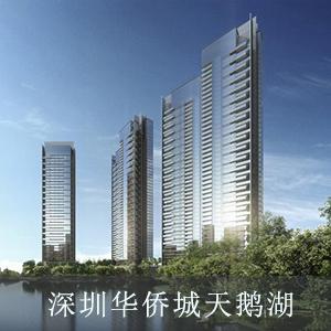 深圳华侨城天鹅湖