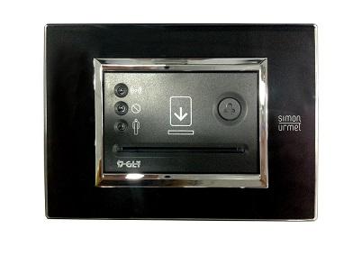 1048/714s西蒙-欧蒙特房间外读卡器图片